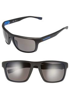 Hugo Boss BOSS '0800/S' 58mm Polarized Sunglasses