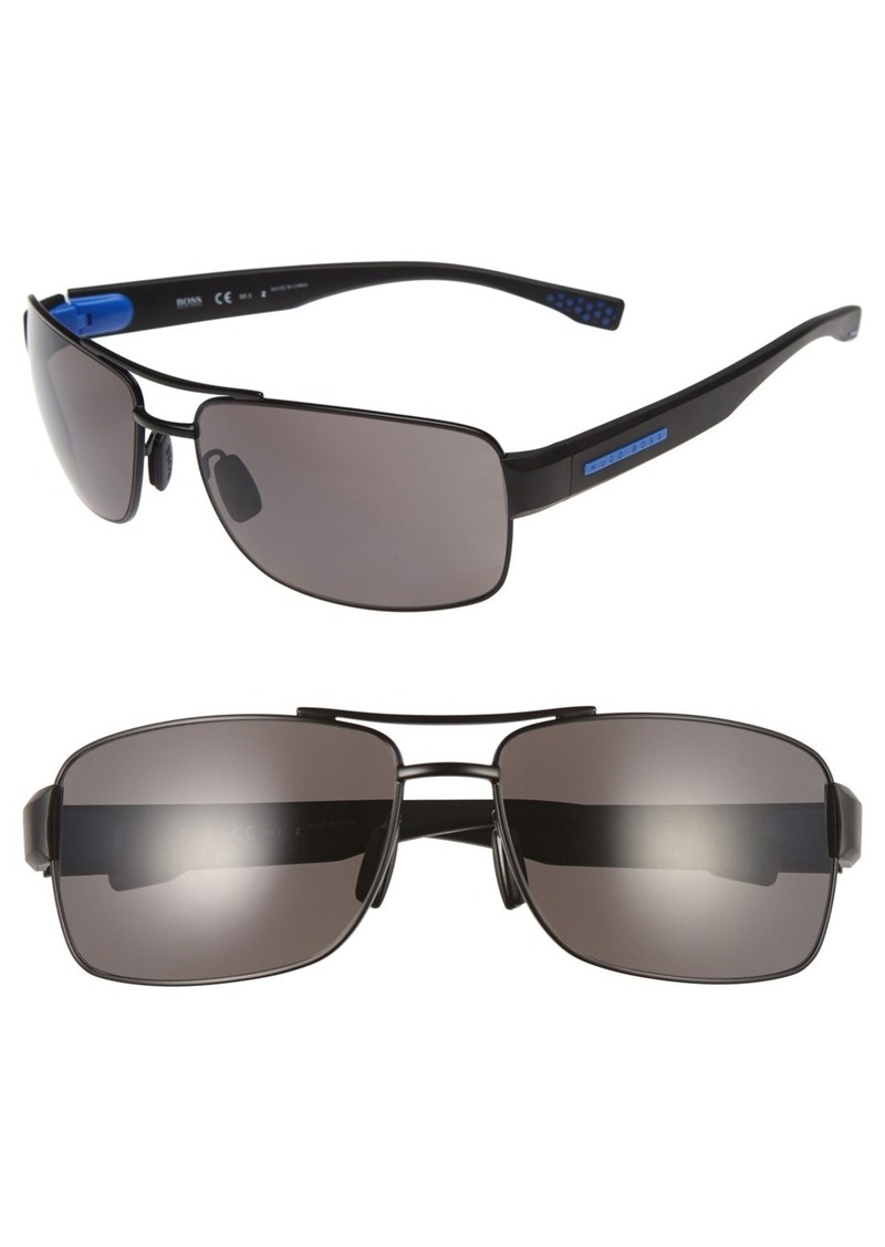 Hugo Boss BOSS '0801/S' 63mm Sunglasses