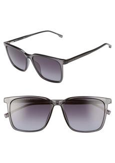 Hugo Boss BOSS 1086/S 56mm Sunglasses