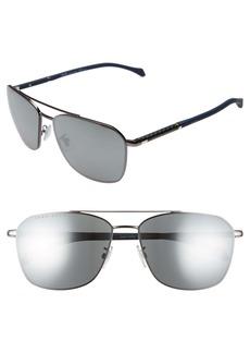 Hugo Boss BOSS 1103/F/S 62mm Navigator Sunglasses