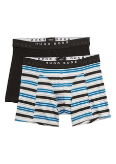 Hugo Boss BOSS 2-Pack Cotton Boxer Briefs