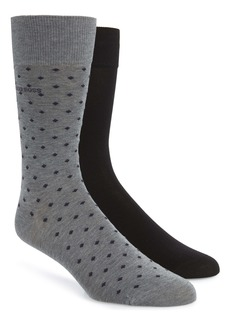 Hugo Boss BOSS 2-Pack Dot Socks