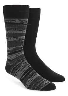 Hugo Boss BOSS 2-Pack Socks