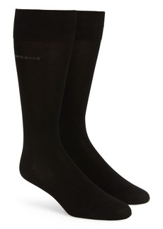 Hugo Boss BOSS 2-Pack Solid Dress Socks