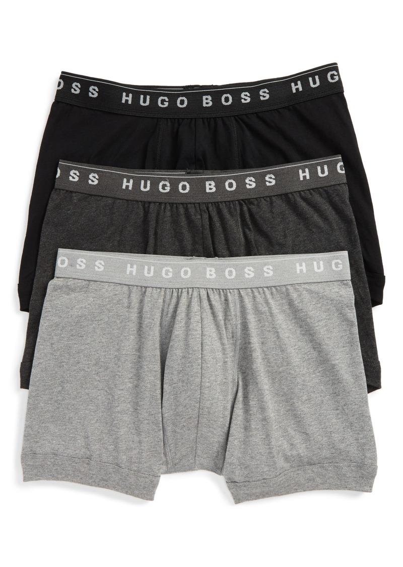 Hugo Boss BOSS 3-Pack Cotton Boxer Briefs