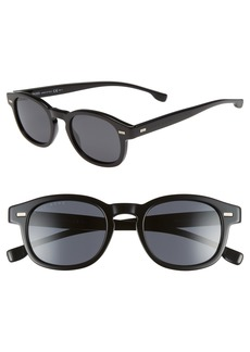 Hugo Boss BOSS 49mm Sunglasses