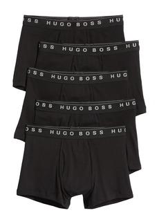 Hugo Boss BOSS 5-Pack Cotton Trunks
