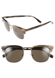 Hugo Boss BOSS 52mm Retro Sunglasses
