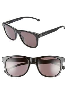 Hugo Boss BOSS 53mm Square Sunglasses