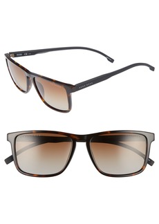 Hugo Boss BOSS 55mm Sunglasses