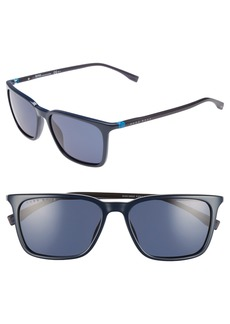 Hugo Boss BOSS 56mm Sunglasses