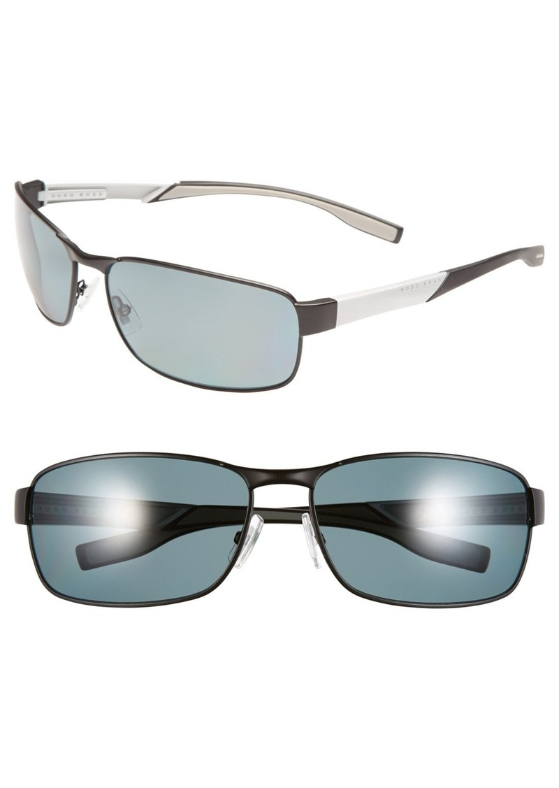 Hugo Boss BOSS 65mm Polarized Sunglasses