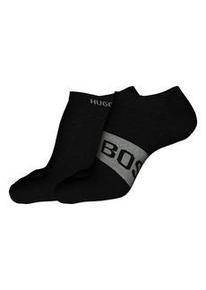 Hugo Boss BOSS Assorted 2-Pack No-Show Socks