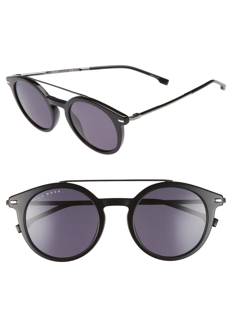008ee75d3a3 Hugo Boss BOSS B0926S 49mm Polarized Sunglasses