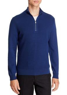 Hugo Boss BOSS Bagatti Quarter-Zip Sweater - 100% Exclusive