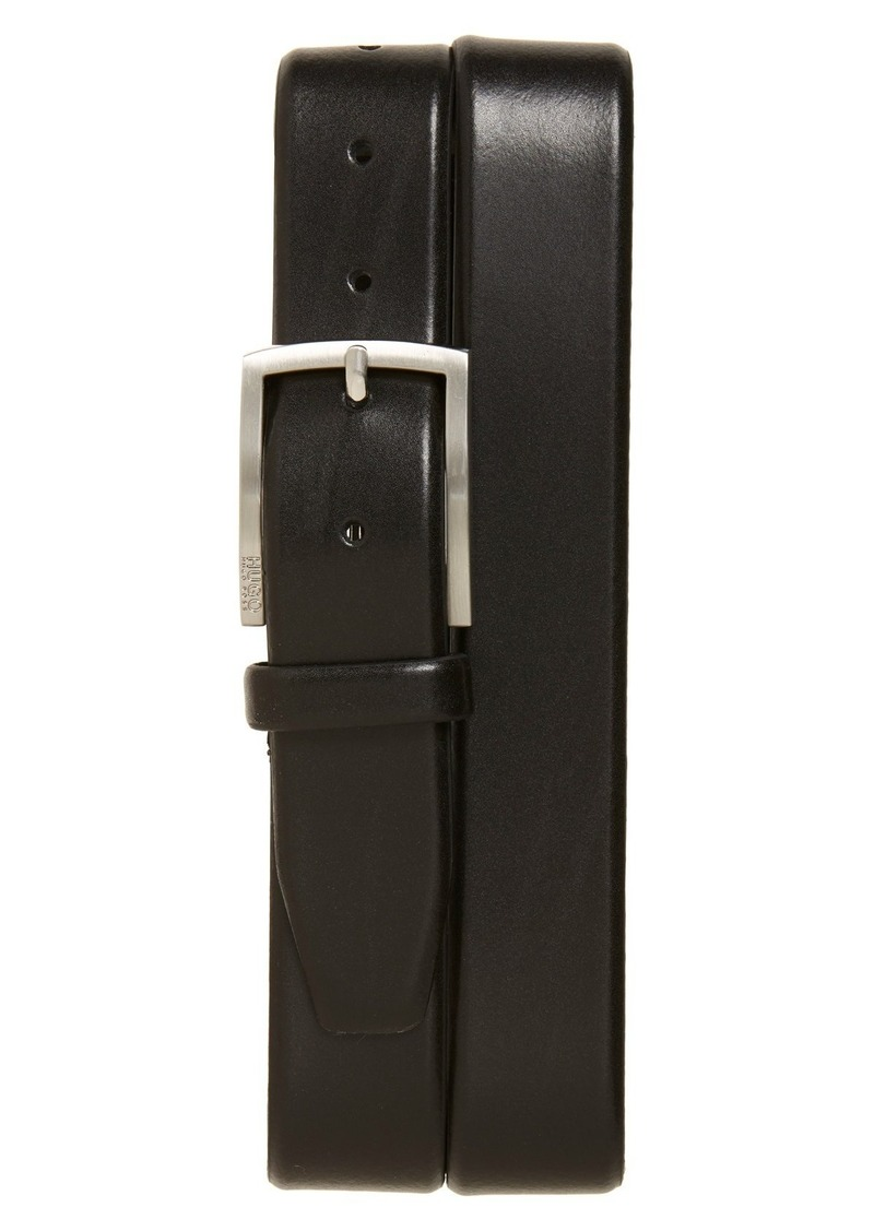 Hugo Boss BOSS 'Barney' Leather Belt