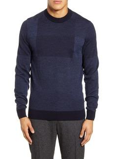 Hugo Boss BOSS Bilivio Slim Fit Wool Sweater