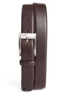 Hugo Boss BOSS 'Brandon' Leather Belt