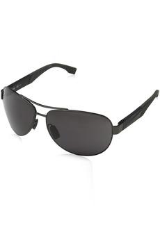 BOSS by Hugo Boss Men's Boss 0915/s Aviator Sunglasses  65 mm