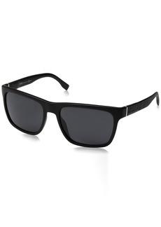 BOSS by Hugo Boss Men's 0918/S Rectangular Sunglasses