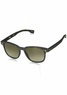 BOSS by Hugo Boss Men's 0956/s Square Sunglasses  51 mm