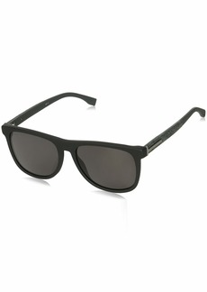 BOSS by Hugo Boss Men's Boss 0983/s Polarized Square Sunglasses