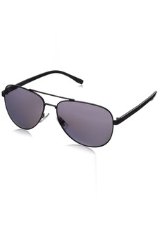 BOSS by Hugo Boss Men's B0761s Aviator Sunglasses