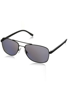 BOSS by Hugo Boss Men's B0762s Rectangular Sunglasses