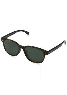 BOSS by Hugo Boss Men's Boss 0927/s Oval Sunglasses   mm