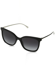 BOSS by Hugo Boss Men's Boss 0945/s Square Sunglasses  53 mm