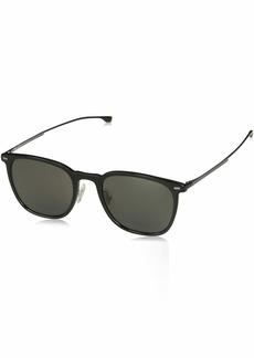 BOSS by Hugo Boss Men's Boss 0974/s Square Sunglasses  54 mm