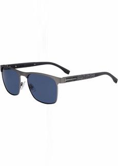 BOSS by Hugo Boss Men's Boss 0984/s Square Sunglasses  57 mm