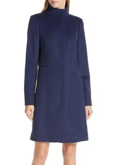 Hugo Boss BOSS Casenos Wool & Cashmere Coat (Nordstrom Exclusive)