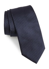 Hugo Boss BOSS Check Silk Tie