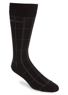 Hugo Boss BOSS Check Socks