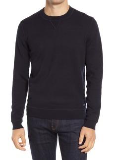 Hugo Boss BOSS Cisero Cotton & Wool Crewneck Sweatshirt