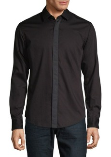Hugo Boss BOSS Classic Long-Sleeve Button-Down Shirt