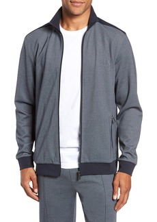 Hugo Boss BOSS Cotton Blend Track Jacket