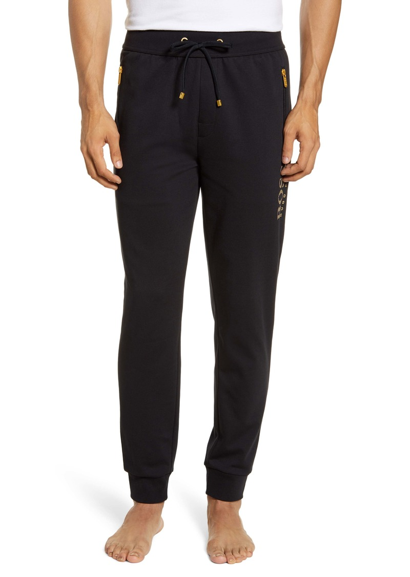 Hugo Boss BOSS Cotton Blend Track Pants