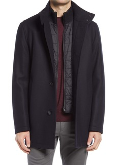 Hugo Boss BOSS Coxtan9 Wool-Blend Car Coat