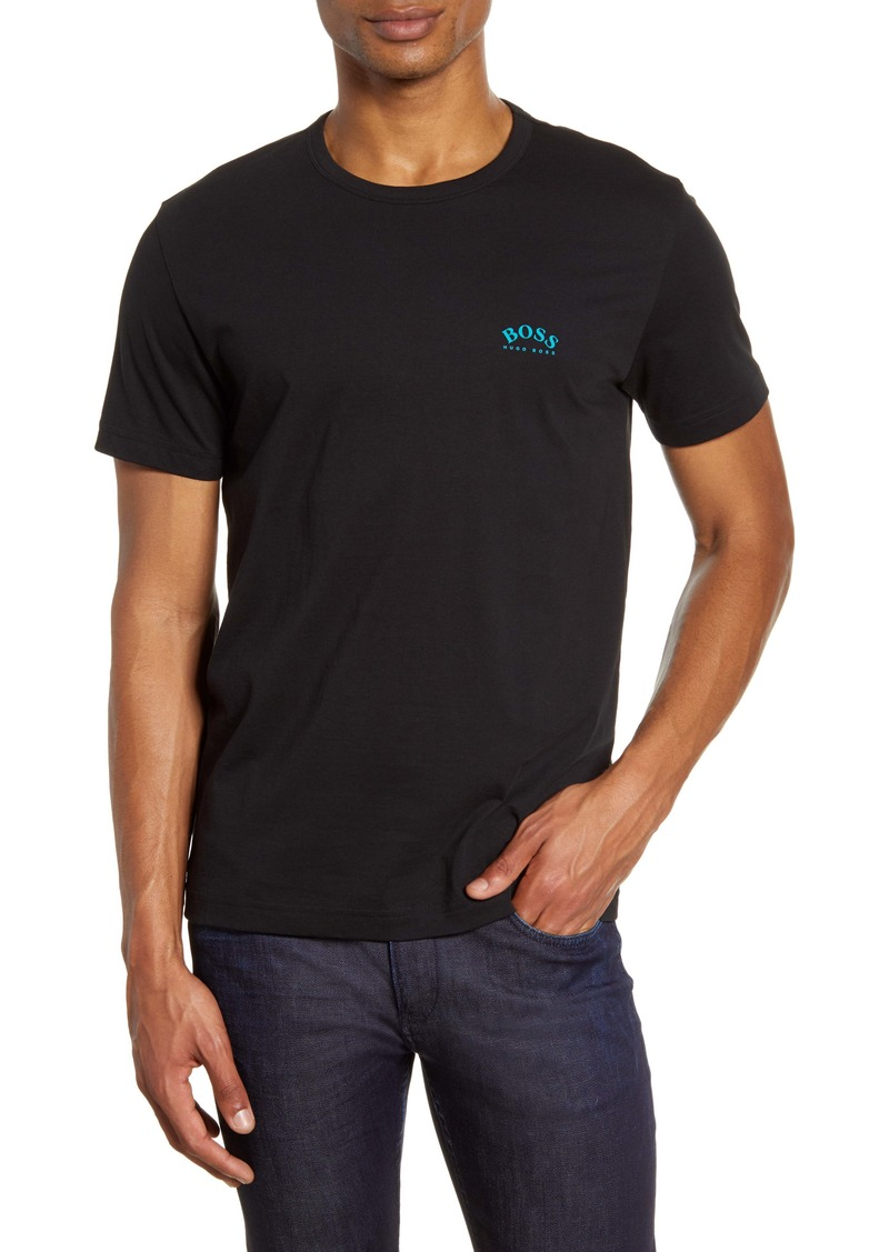 Hugo Boss BOSS Curved Logo T-Shirt