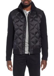 Hugo Boss BOSS Danvey Regular Fit Quilted Down Jacket
