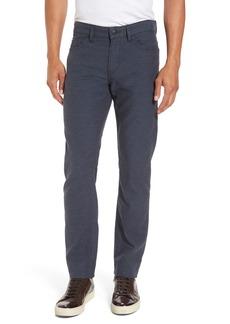 Hugo Boss BOSS Delaware Microcheck Slim Fit Pants