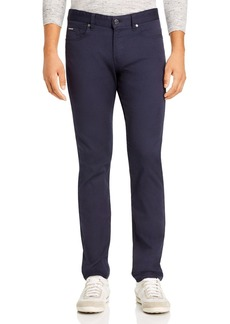 Hugo Boss BOSS Delaware Slim Fit Jeans in Dark Blue