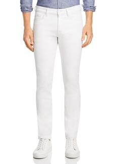Hugo Boss BOSS Delaware Slim Fit Jeans in White