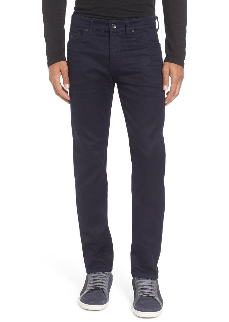 cfae11f4 Hugo Boss BOSS Delaware Slim Fit Jeans (Navy)   Casual Pants