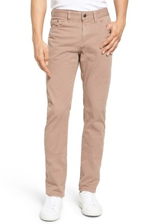 Hugo Boss BOSS Delaware Slim Fit Stretch Cotton Pants