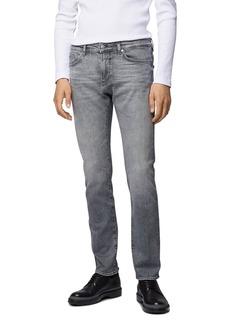 Hugo Boss BOSS Delaware3 Slim Fit Jeans in Medium Gray