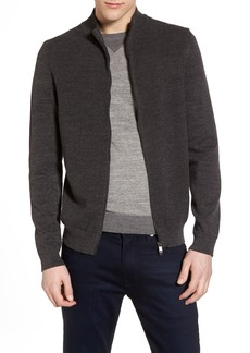 Hugo Boss BOSS Devino Cotton Zip Jacket