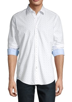 Hugo Boss BOSS Dot-Print Shirt